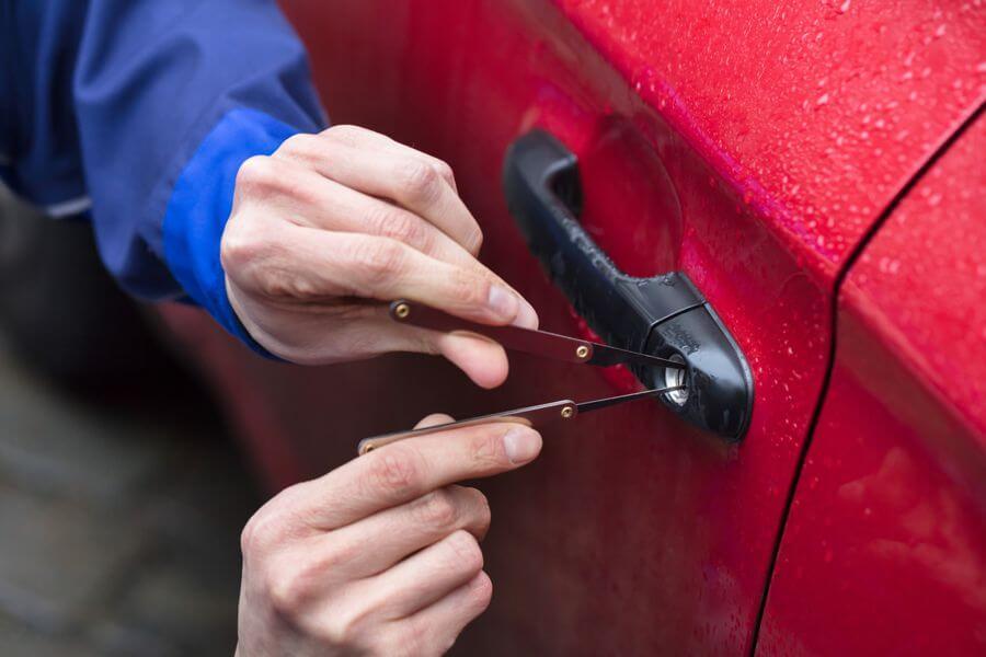 Schlüsseldienst Stuttgart Rohracker Autoöffnung